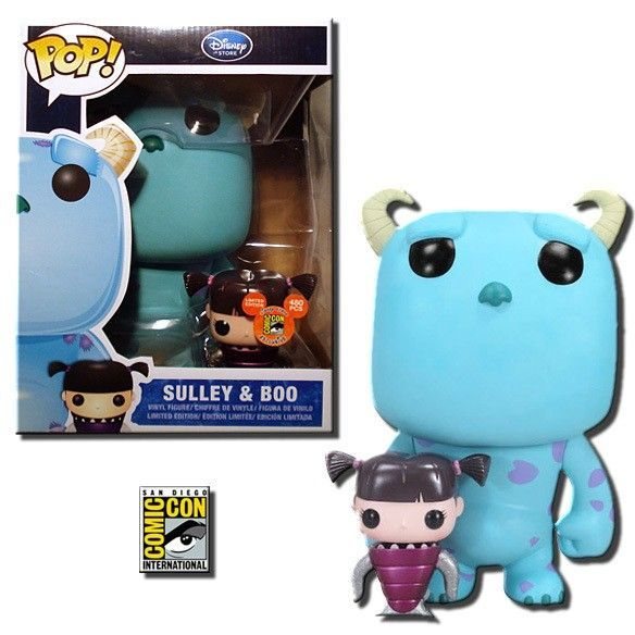 Funko Pop! Sulley (Monsters