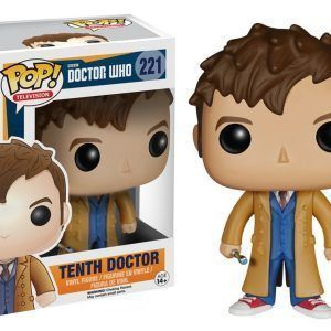 Funko Pop! 10th Doctor (Doctor Who)