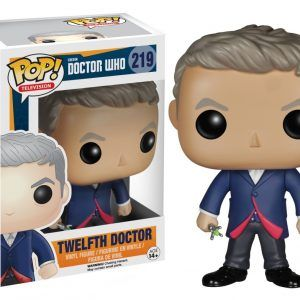 Funko Pop! 12th Doctor (Doctor Who)
