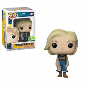 Funko Pop! 13th Doctor (Doctor Who)