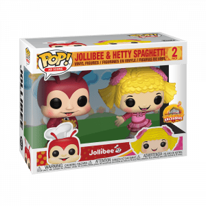 Funko Pop! 2 Pack – Jollibee…