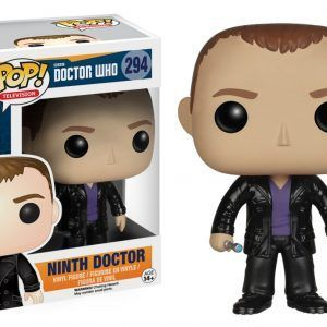 Funko Pop! 9th Doctor (Doctor Who)…