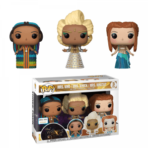 Funko Pop! A Wrinkle In Time - 3 Pack - 3 Mrs (A Wrinkle in Time)