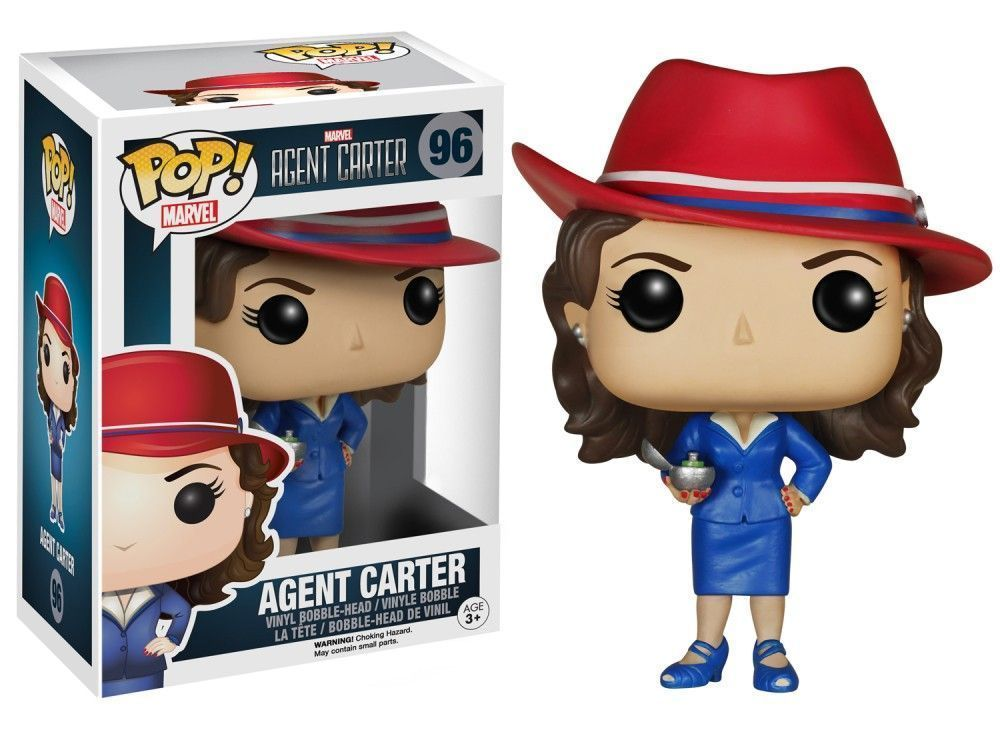Funko Pop! Agent Peggy Carter (Agents of SHIELD)