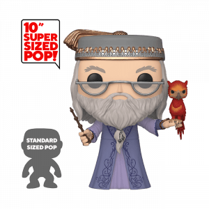 Funko Pop! Albus Dumbledore with Fawkes…
