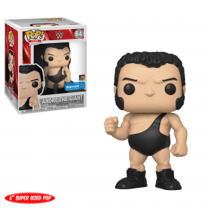 Funko Pop! Andre The Giant (6 inch) (WWE)