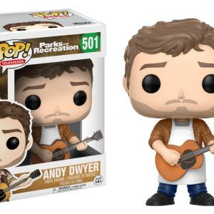 Funko Pop! Andy Dwyer (Parks and…