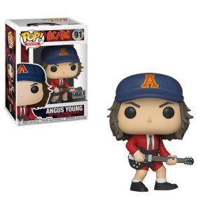 Funko Pop! Angus Young (Red Jacket)…