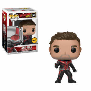 Funko Pop! Ant-Man (Unmasked) (Chase) (Ant-Man)