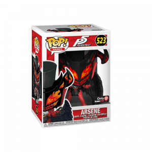 Funko Pop! Arsene (Persona 5) (GameStop)