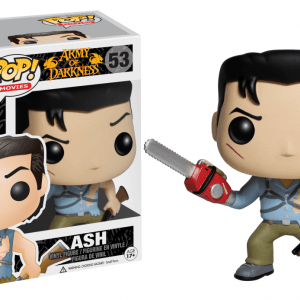 Funko Pop! Ash (Army of Darkness)