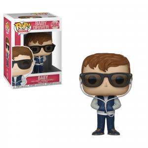 Funko Pop! Baby Driver (Baby Driver)