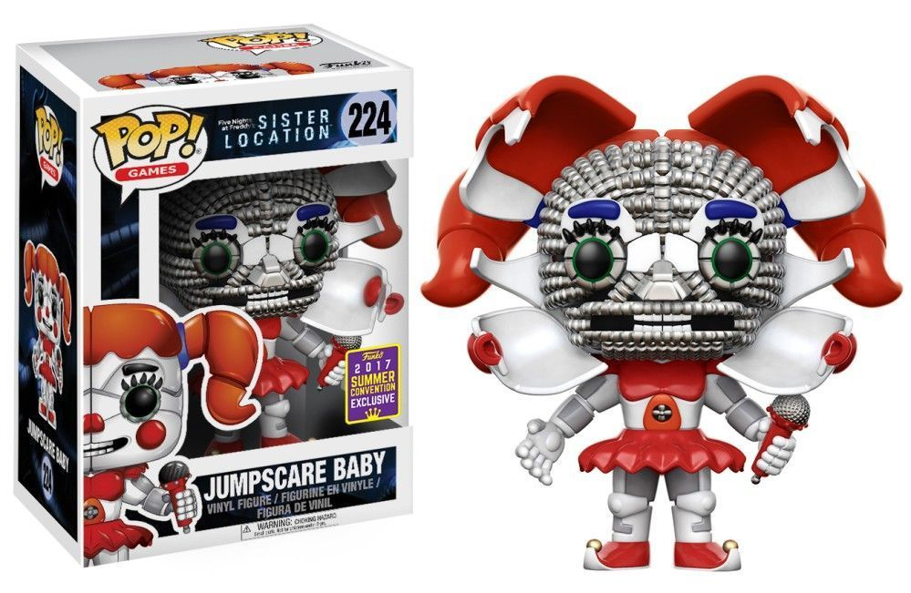 Funko Pop! Baby (Jumpscare) (Five Nights at Freddy's)