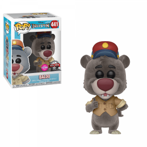 Funko Pop! Baloo Bear – (Flocked)…