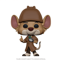 Funko Pop! Basil (Great Mouse Detective)