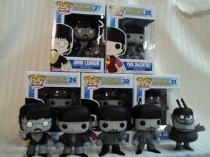 Funko Pop! Blue Meanie (Yellow Submarine - Color Reject) (The Beatles)