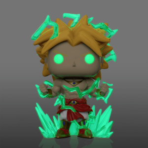 Funko Pop! Broly 6″ Chase (Glow)…