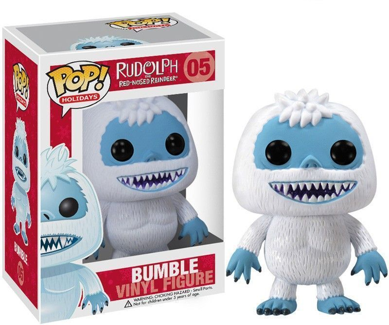 Funko Pop! Bumble (Rudolph the Red Nosed Reindeer)