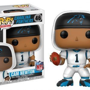 Funko Pop! Cam Newton (Panthers White)…
