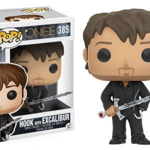 Funko Pop! Captain Hook (w/ Excallibur) (Once Upon a Time)