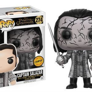 Funko Pop! Captain Salazar (Chase) (Pirates of the Caribbean)