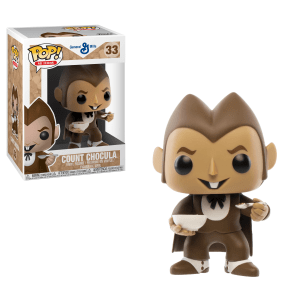 Funko Pop! Count Chocula (w/ Cereal&Spoon)…