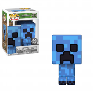 Funko Pop! Creeper (Charged) (Minecraft) (GameStop)