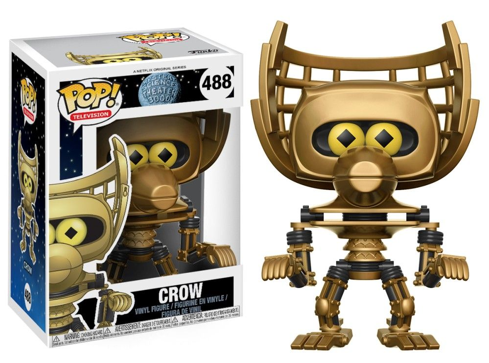 Funko Pop! Crow (Mystery Science Theater 3000)