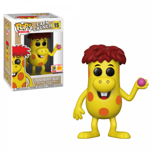 Funko Pop! Crunchberry Beast (Ad Icons)…