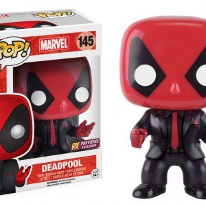 Funko Pop! Deadpool (in Suit and…