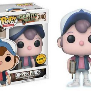 Funko Pop! Dipper Pines (Glow) (Chase)…