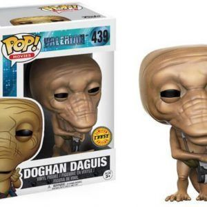 Funko Pop! Doghan Daguis (Carrying case) (B and Y) (Chase) (Valerian)