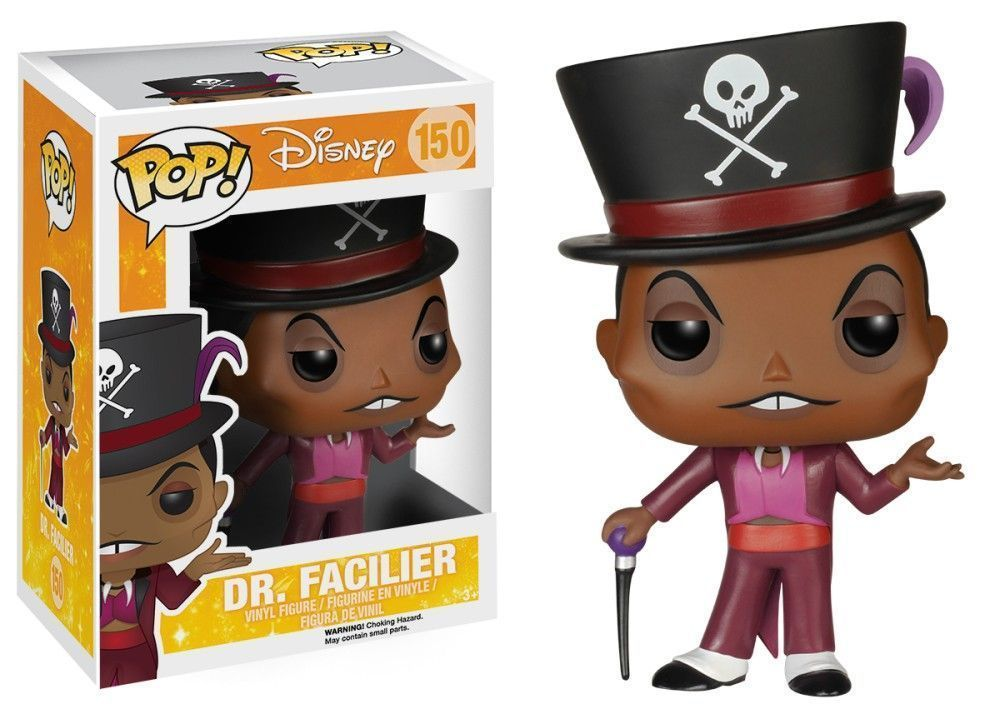 Funko Pop! Dr. Facilier (Princess and the Frog)