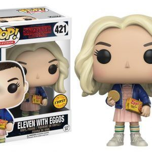 Funko Pop! Eleven with Eggos (Chase)…