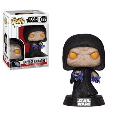Funko Pop! Emperor Palpatine (Electric Charge) (Star Wars)
