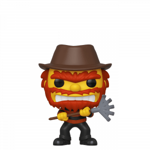 Funko Pop! Evil Groundskeeper Willie (The Simpsons)