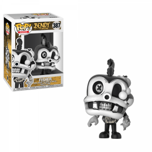 Funko Pop! Fisher (Bendy and the…