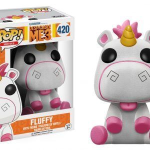 Funko Pop! Fluffy (Flocked) (Despicable Me)…