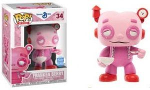 Funko Pop! Frankenberry (w/ Cereal&Spoon) (Ad…