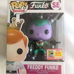 Funko Pop! Freddy Funko (Martian) (Freddy…