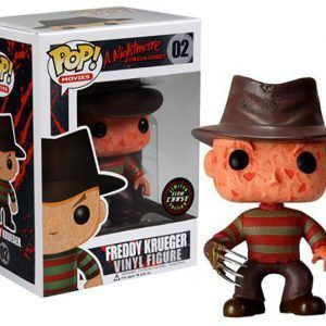 Funko Pop! Freddy Krueger (Glow) (Chase) (Nightmare on Elm Street)