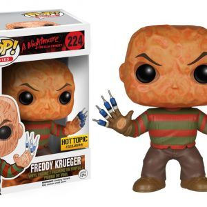 Funko Pop! Freddy Krueger (Hatless) (Nightmare on Elm Street)