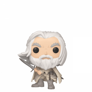 Funko Pop! Gandalf the White (The Lord of the Rings)
