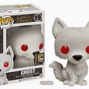 Funko Pop! Ghost (Flocked) SDCC (Game…