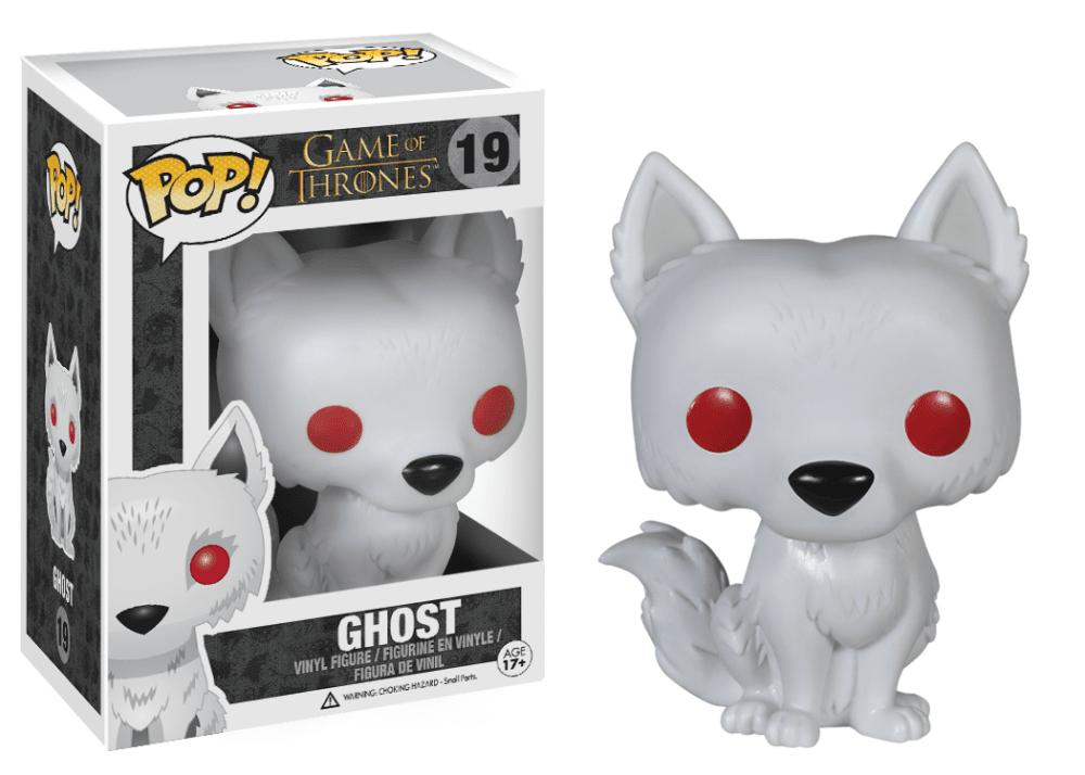Funko Pop! Ghost (Game of Thrones)