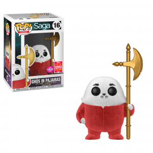 Funko Pop! Ghus (Pajamas) (Flocked) (SAGA)