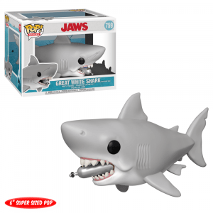 Funko Pop! Great White Shark with…