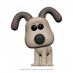 Funko Pop! Gromit (Wallace and Gromit)