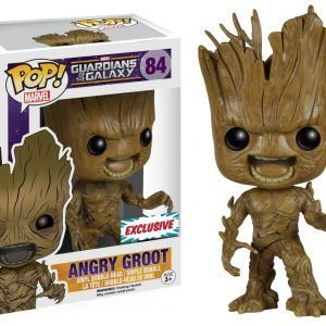 Funko Pop! Groot (Angry) (Guardians of…