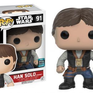 Funko Pop! Han Solo (Ceremony Outfit)…